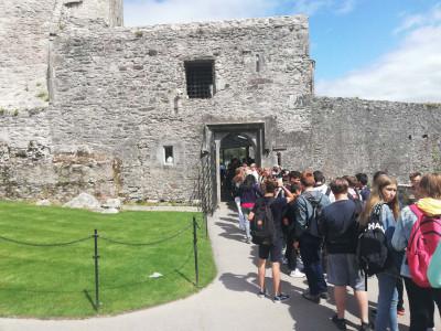 Отчет о поездке в Ирландию в июле 2019 из Брянска