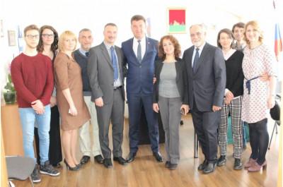 Вклад в развитие международного сотрудничества (Россия - Италия)