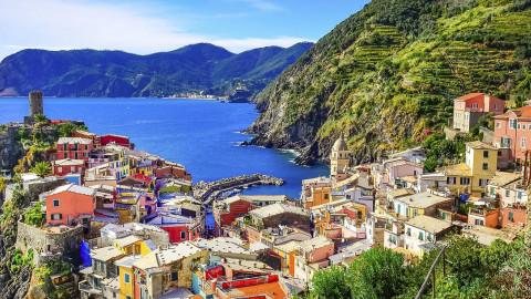 Весенние каникулы в Италии для школьников - открыт набор в группу 2018