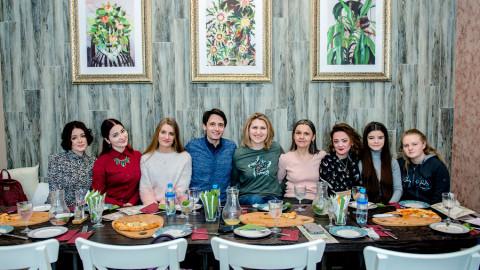 Встреча итальянского разговорного клуба в «Баноффи» 17 февраля 2018 - фотоотчёт