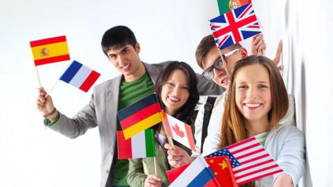 Открыт набор групп по английскому, итальянскому языкам для взрослых и детей - март 2018