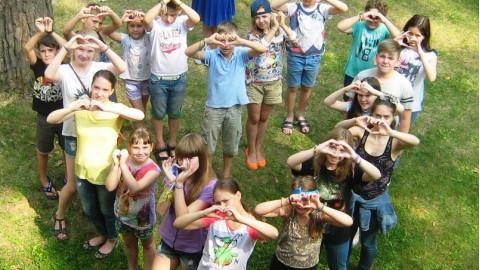 Профильная смена в Международном детском лагере «Новокемп» 2018 - с 30 июня по 20 июля